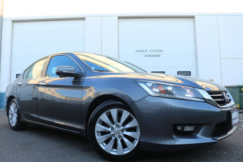 2014 Honda Accord for sale at Chantilly Auto Sales in Chantilly VA