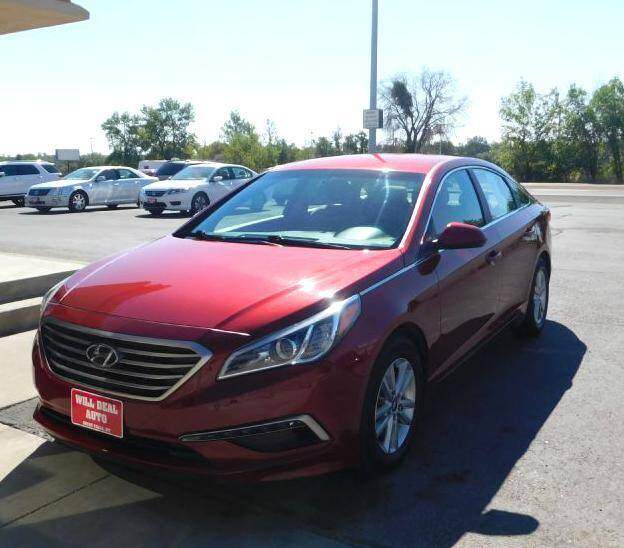 2015 Hyundai Sonata for sale at Will Deal Auto & Rv Sales in Great Falls MT