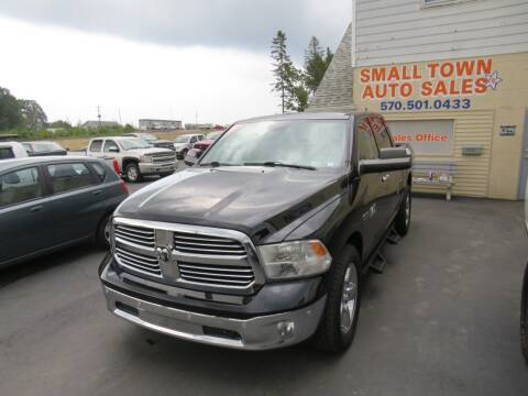 2015 RAM Ram Pickup 1500 for sale at Small Town Auto Sales in Hazleton PA