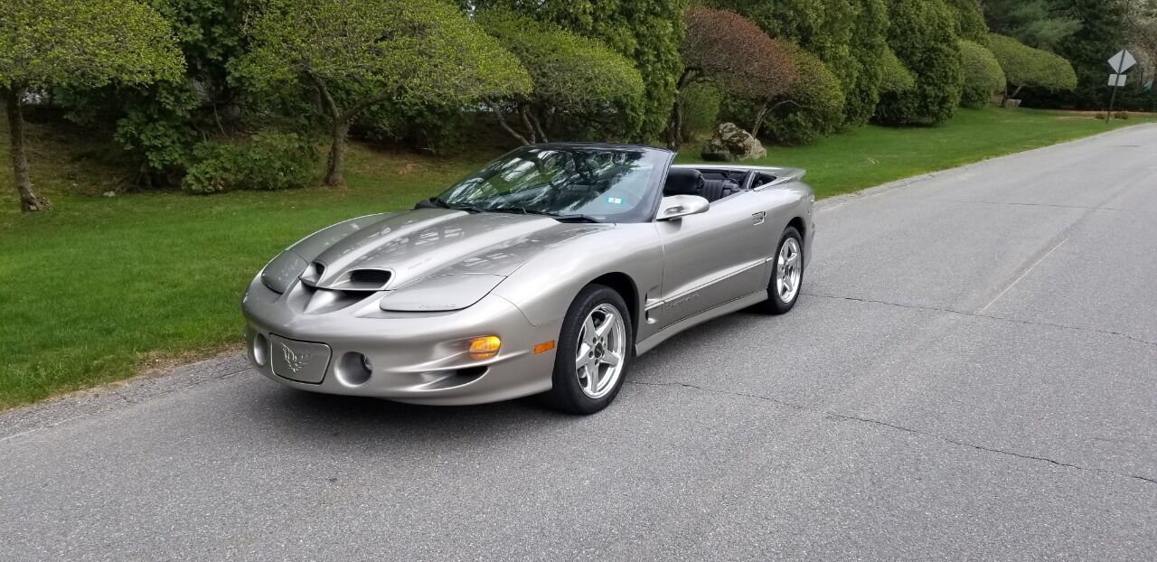 Used 2000 Pontiac Firebird For Sale Carsforsale Com