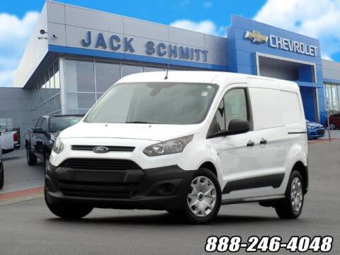 2017 Ford Transit Connect Cargo for sale at Jack Schmitt Chevrolet Wood River in Wood River IL