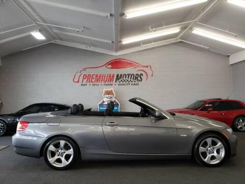 2010 BMW 3 Series for sale at Premium Motors in Villa Park IL