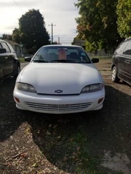 1999 Chevrolet Cavalier for sale at 2 Way Auto Sales in Spokane Valley WA