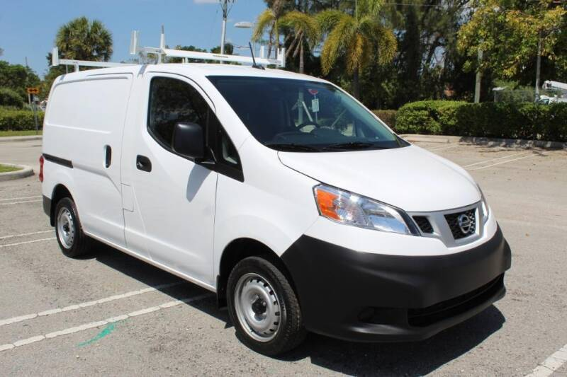 2020 Nissan NV200 for sale at Truck and Van Outlet in Miami FL