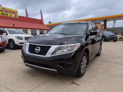 2013 Nissan Pathfinder for sale at CarZoneUSA in West Monroe LA