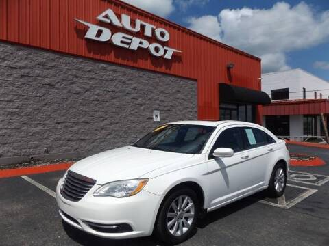 2011 Chrysler 200 for sale at Auto Depot of Madison in Madison TN