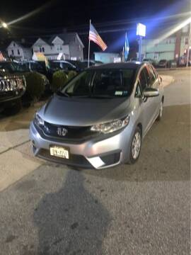2017 Honda Fit for sale at Drive Deleon in Yonkers NY
