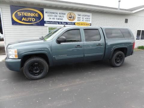 2010 Chevrolet Silverado 1500 for sale at STEINKE AUTO INC. - Steinke Auto Inc (South) in Clintonville WI