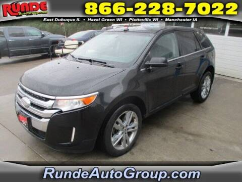 2013 Ford Edge for sale at Runde PreDriven in Hazel Green WI