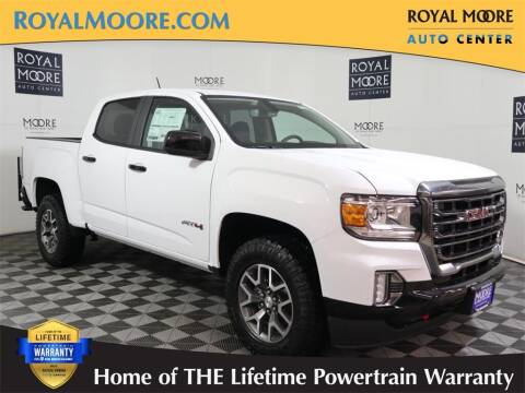 2021 GMC Canyon for sale at Royal Moore Custom Finance in Hillsboro OR