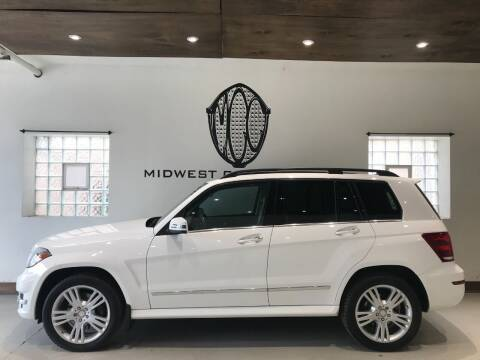 2014 Mercedes-Benz GLK for sale at Midwest Car Connect in Villa Park IL