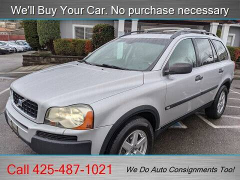 2005 Volvo XC90 for sale at Platinum Autos in Woodinville WA