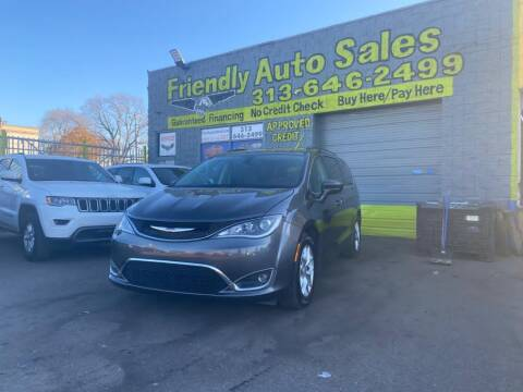 2020 Chrysler Pacifica for sale at Friendly Auto Sales in Detroit MI