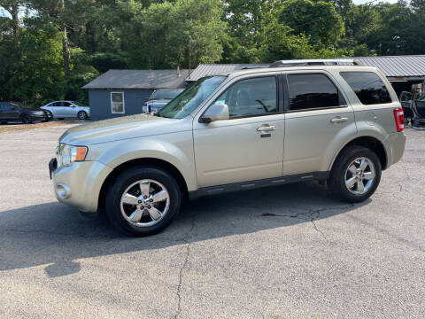 2010 Ford Escape for sale at Adairsville Auto Mart in Plainville GA
