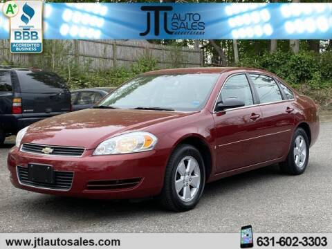 2007 Chevrolet Impala for sale at JTL Auto Inc in Selden NY