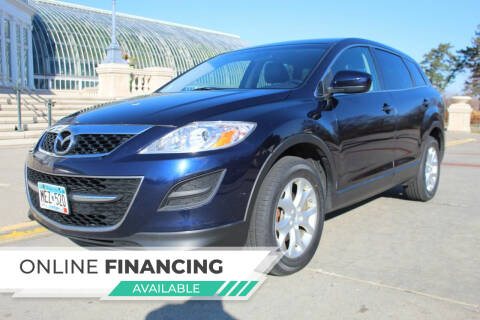 2012 Mazda CX-9 for sale at K & L Auto Sales in Saint Paul MN