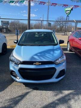 2016 Chevrolet Spark for sale at E-Z Pay Used Cars in McAlester OK