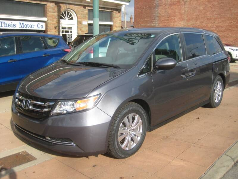 2014 Honda Odyssey for sale at Theis Motor Company in Reading OH