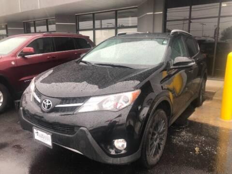 2015 Toyota RAV4 for sale at Eurospeed International in San Antonio TX