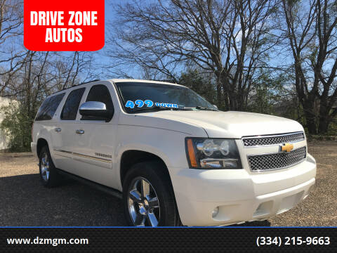 2014 Chevrolet Suburban for sale at DRIVE ZONE AUTOS in Montgomery AL