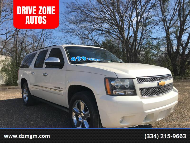 2014 Chevrolet Suburban for sale at DRIVE ZONE AUTOS in Montgomery AL