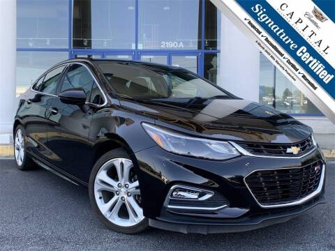 2017 Chevrolet Cruze for sale at Southern Auto Solutions - Capital Cadillac in Marietta GA