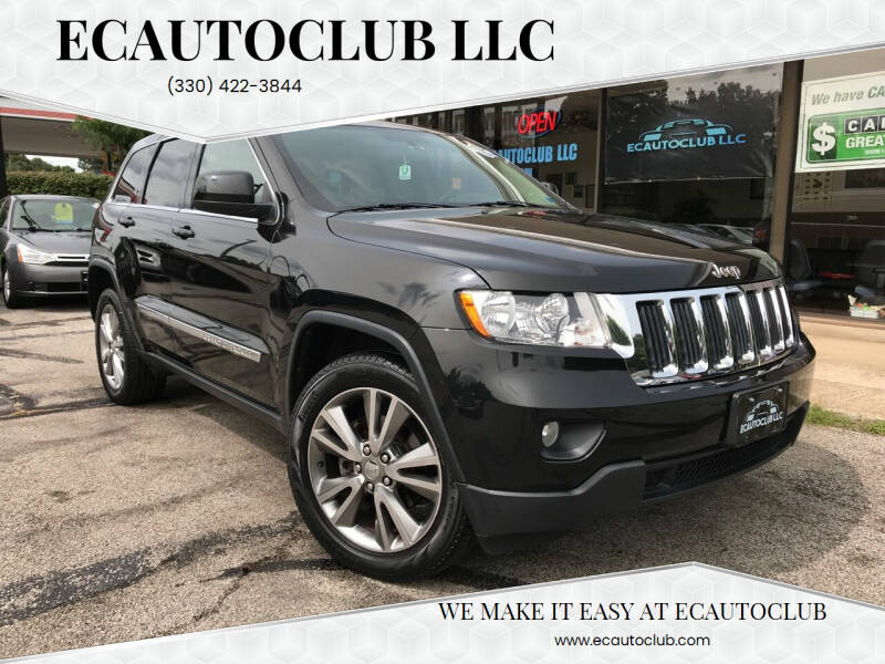 2013 Jeep Grand Cherokee for sale at ECAUTOCLUB LLC in Kent OH
