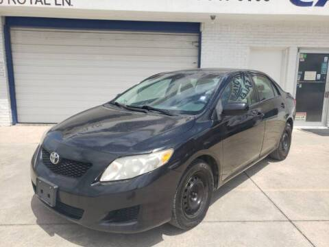 2010 Toyota Corolla for sale at Best Royal Car Sales in Dallas TX