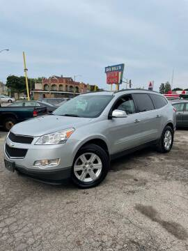2012 Chevrolet Traverse for sale at Big Bills in Milwaukee WI