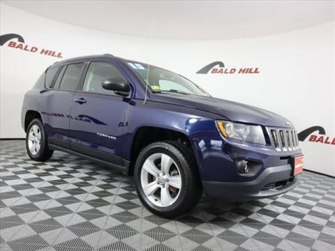 2015 Jeep Compass for sale at Bald Hill Kia in Warwick RI