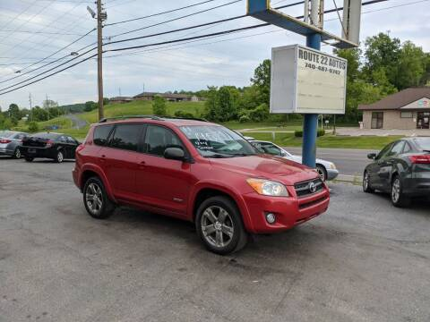 2011 Toyota RAV4 for sale at Route 22 Autos in Zanesville OH