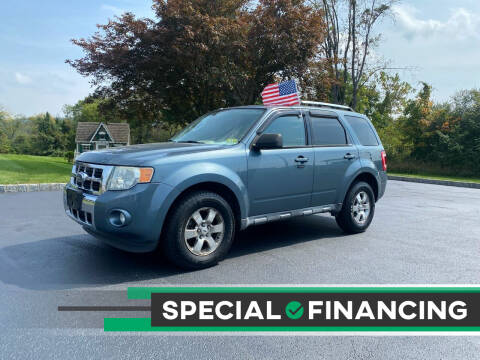 2010 Ford Escape for sale at QUALITY AUTOS in Hamburg NJ