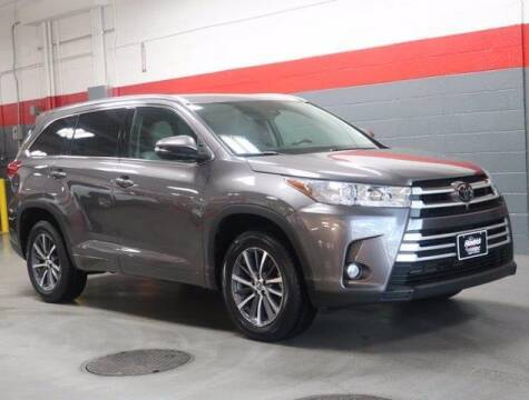 2018 Toyota Highlander for sale at CU Carfinders in Norcross GA