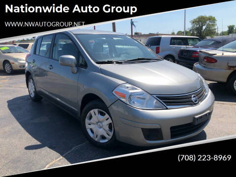 2011 Nissan Versa for sale at Nationwide Auto Group in Melrose Park IL