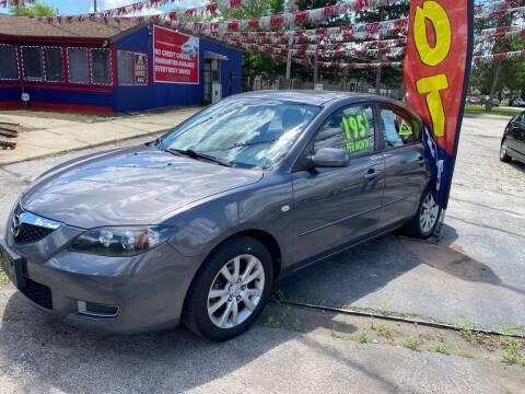 2007 Mazda MAZDA3 for sale at Carfast Auto Sales in Dolton IL