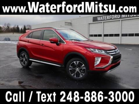2020 Mitsubishi Eclipse Cross for sale at Lasco of Waterford in Waterford MI