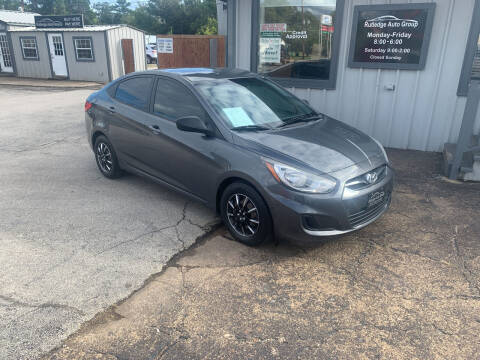 2013 Hyundai Accent for sale at Rutledge Auto Group in Palestine TX