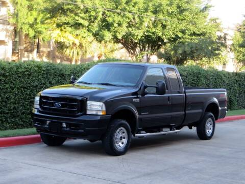 2003 Ford F-250 Super Duty for sale at RBP Automotive Inc. in Houston TX