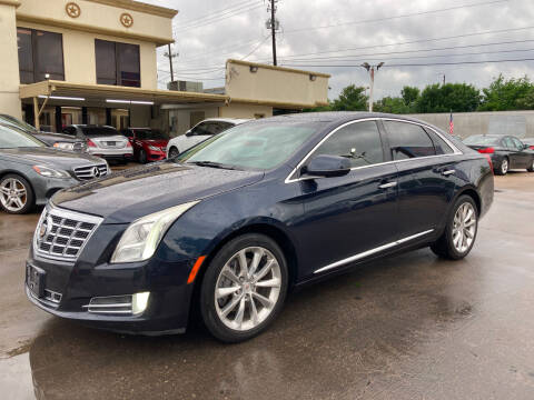 2013 Cadillac XTS for sale at ANF AUTO FINANCE in Houston TX