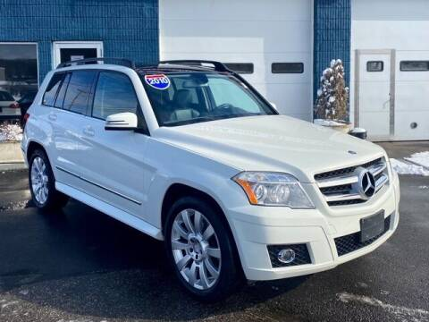 2010 Mercedes-Benz GLK for sale at Saugus Auto Mall in Saugus MA