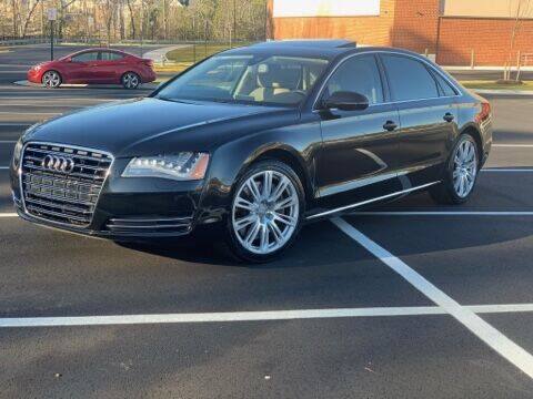 2011 Audi A8 L for sale at XCELERATION AUTO SALES in Chester VA