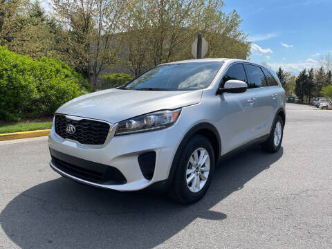2020 Kia Sorento for sale at Dreams Auto Group LLC in Sterling VA