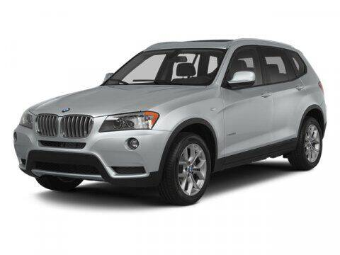 2014 BMW X3 for sale at DAVID McDAVID HONDA OF IRVING in Irving TX