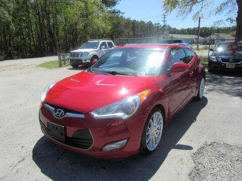 2012 Hyundai Veloster for sale at Bullet Motors Charleston Area in Summerville SC