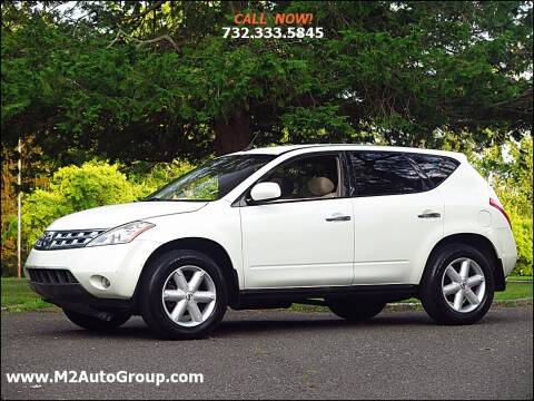 2003 Nissan Murano for sale at M2 Auto Group Llc. EAST BRUNSWICK in East Brunswick NJ