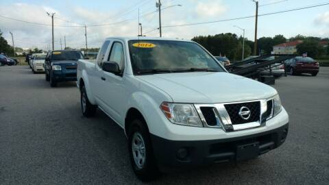 2014 Nissan Frontier for sale at Kelly & Kelly Supermarket of Cars in Fayetteville NC