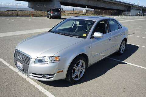2006 Audi A4 for sale at Sports Plus Motor Group LLC in Sunnyvale CA