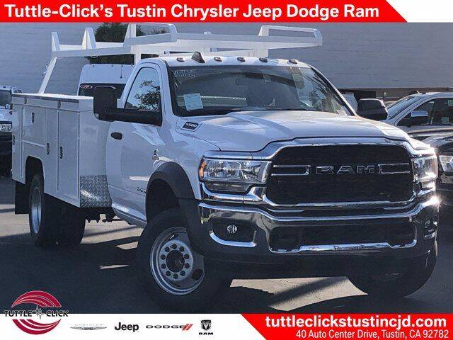2020 RAM Ram Chassis 5500 for sale in Tustin, CA