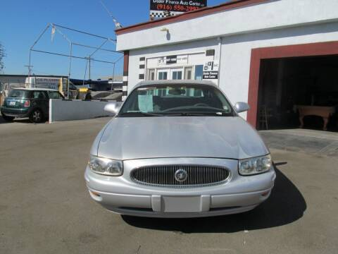 2001 Buick LeSabre for sale at Dealer Finance Auto Center LLC in Sacramento CA
