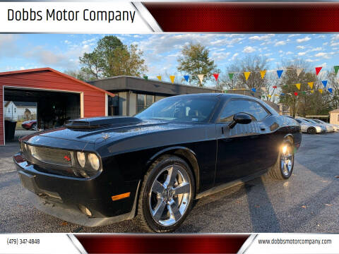 2010 Dodge Challenger for sale at Dobbs Motor Company in Springdale AR
